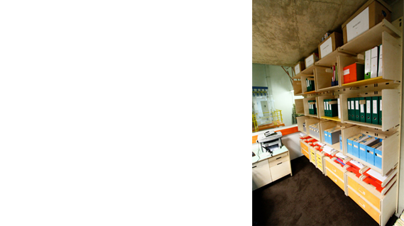 Raw Tribeca Office project
