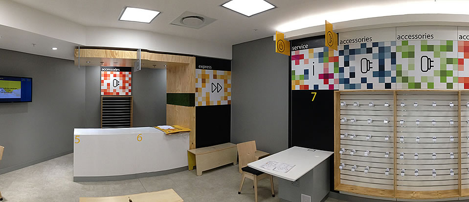 mtn store furniture project