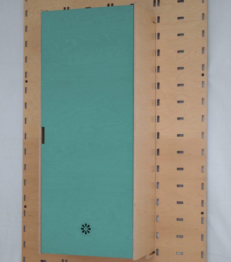 Klik Cupboard Light Blue