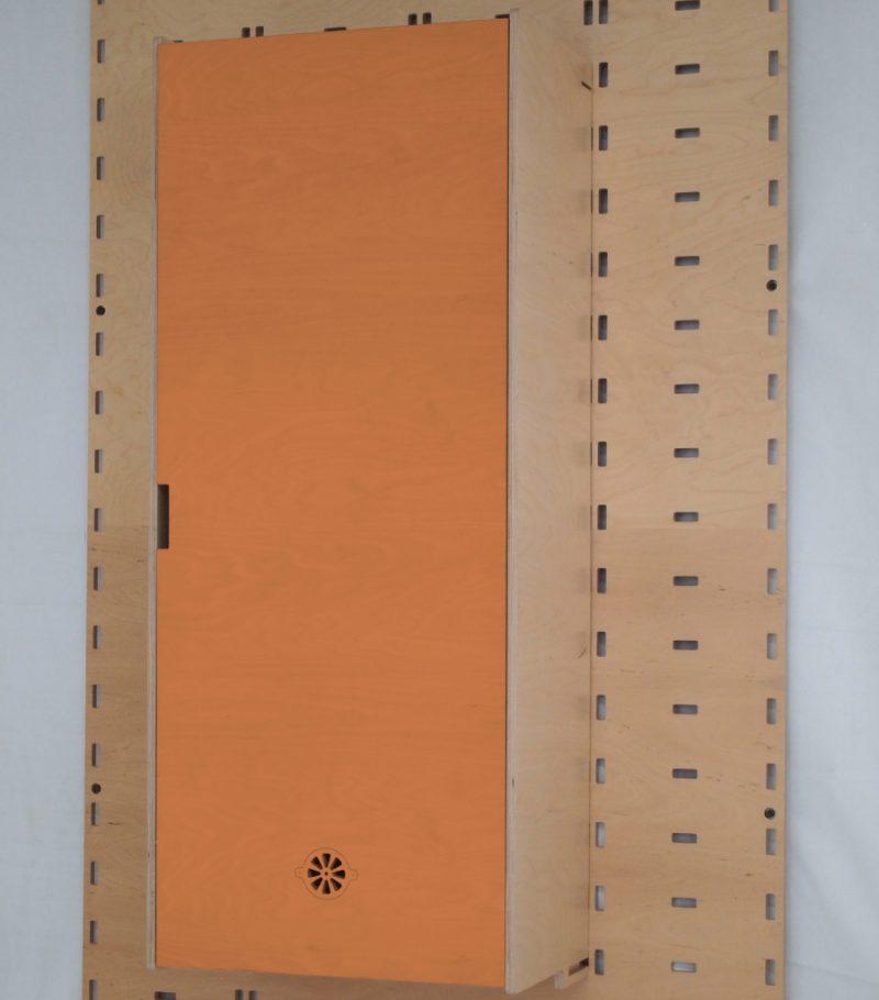 Klik Cupboard Orange