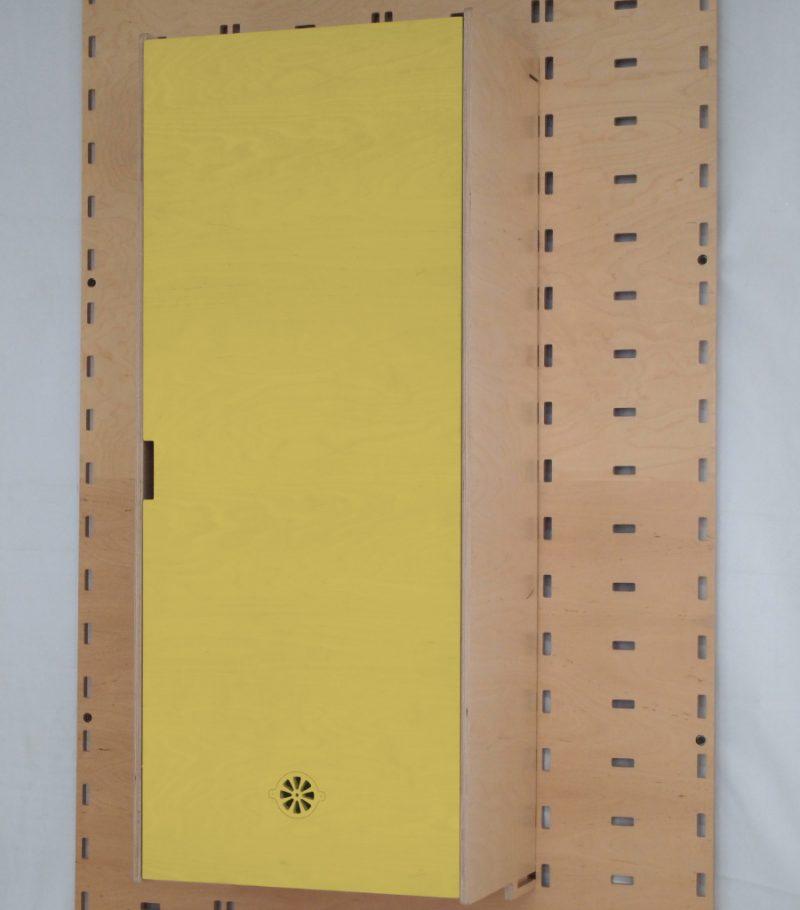 Klik Cupboard Yellow