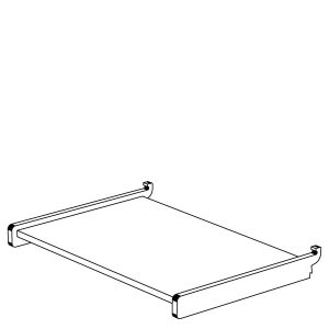 Klik Double Shelf