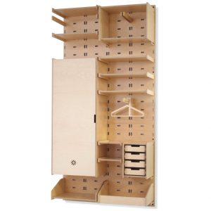Klik Configuration Open Closet