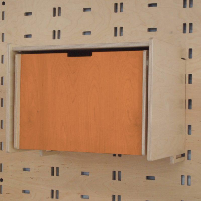 Klik Single Drawer Orange
