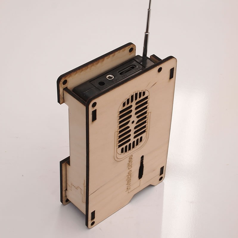 RAW - IRC Plywood Radio