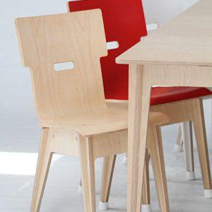 RAW-licious Café - All furniture supplied by RAW Studios