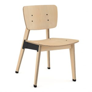 Ohtwo Dining Chair 100 Natural Birch