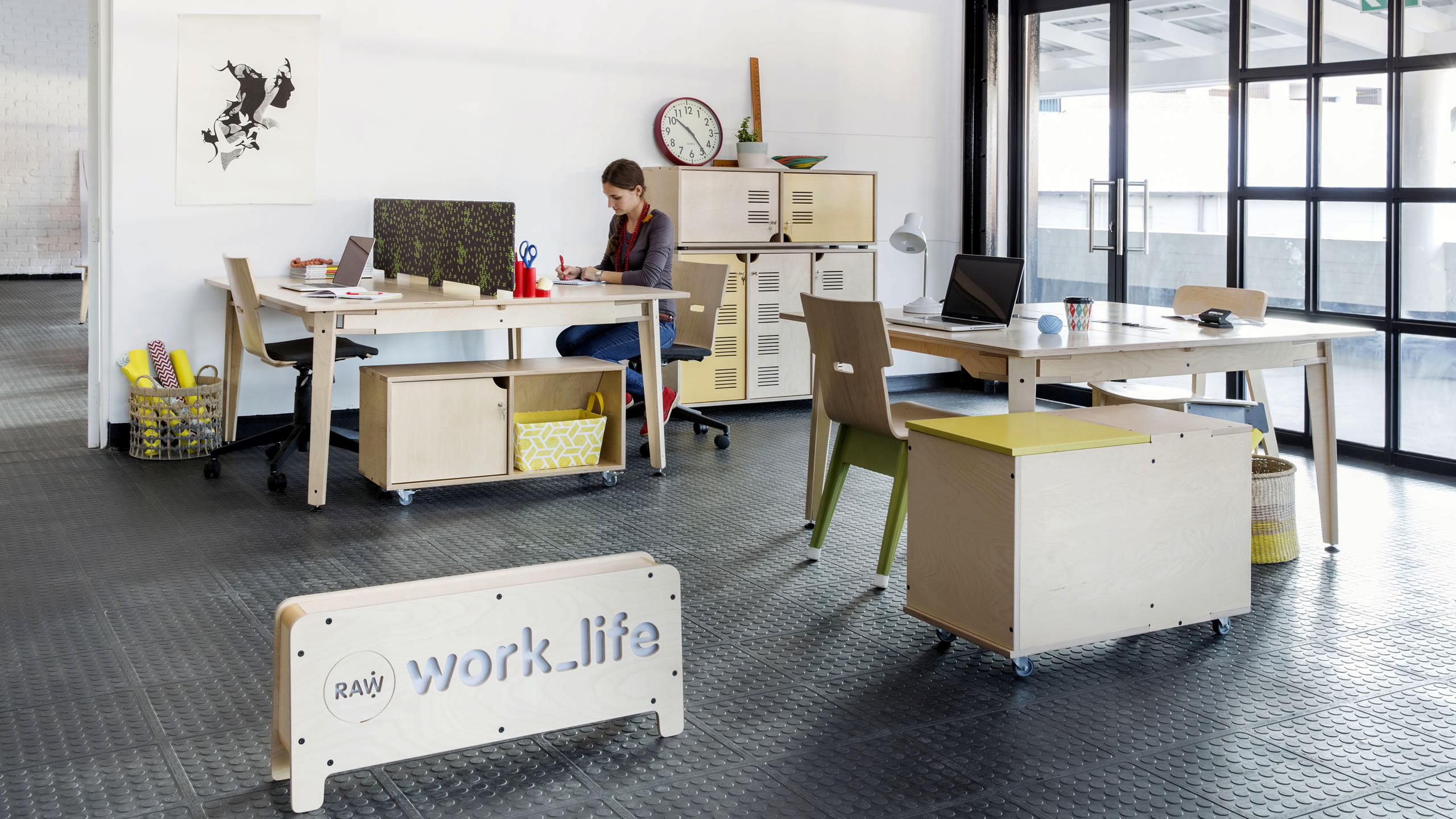 Raw Studios Worklife Office