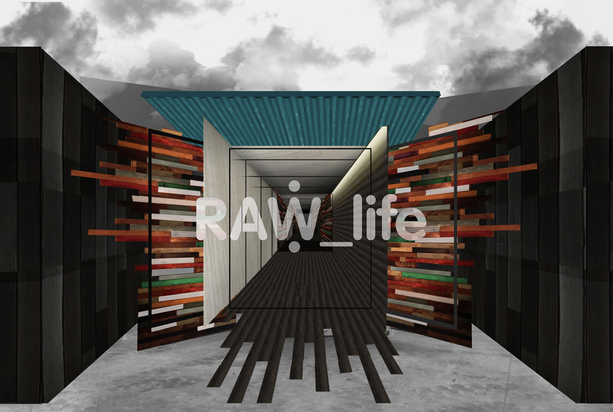 Raw Studios RAW_life Mood Container