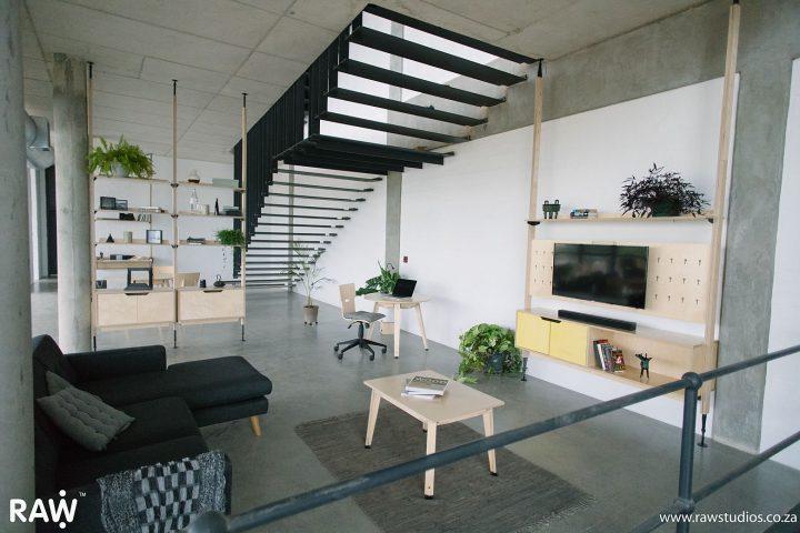 RAW Studios Stilts living furniture