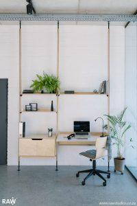 RAW Studios Stilts workstation