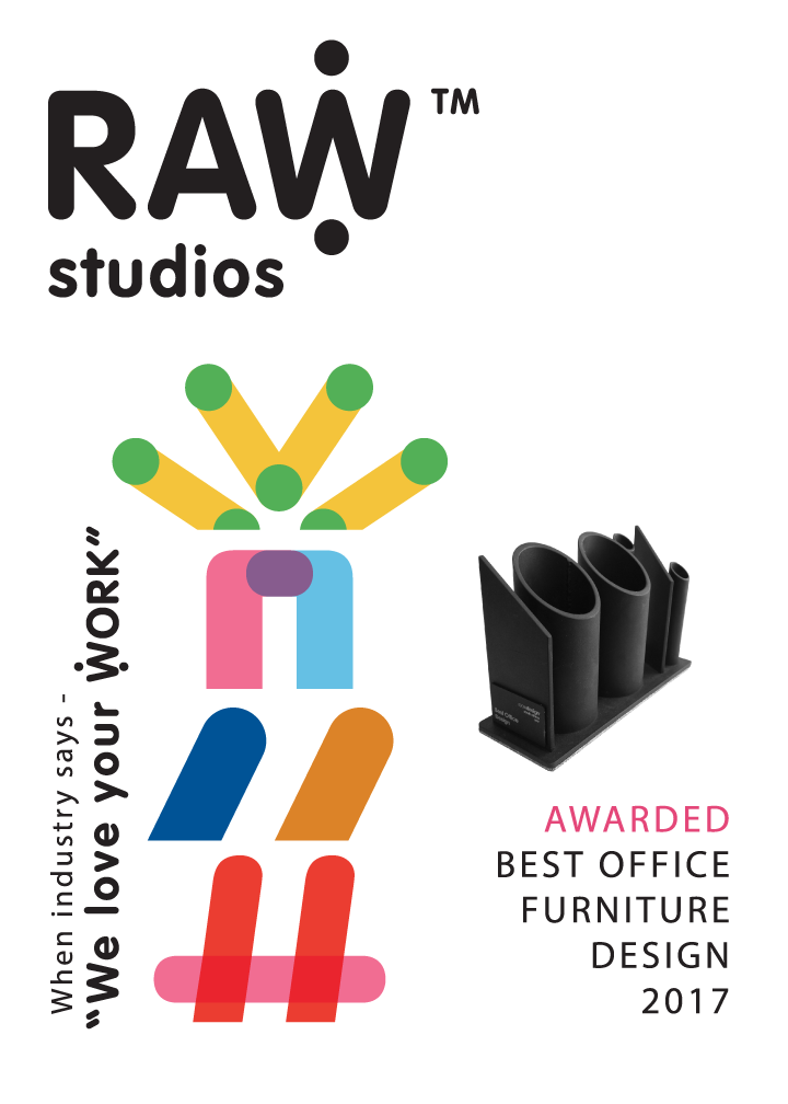 RAW Studios' 100% Design - Best Office Furniture Design Award