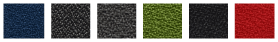 Textiles - Vulcan (Standard Raw colours) options