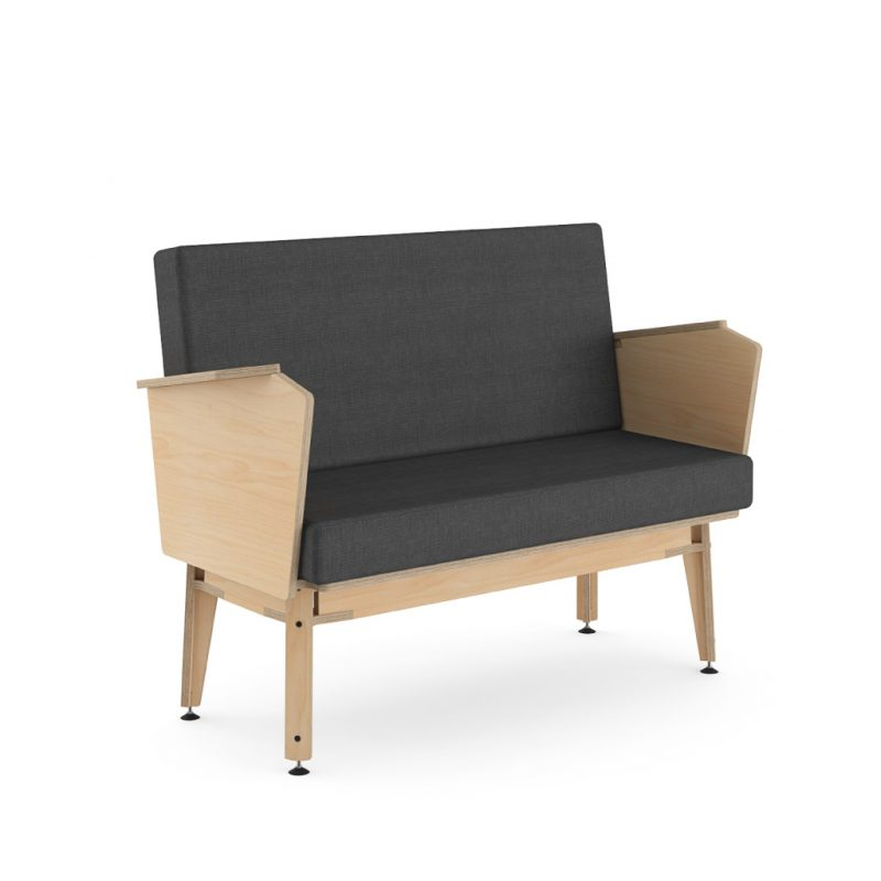 Tub couch 100-101