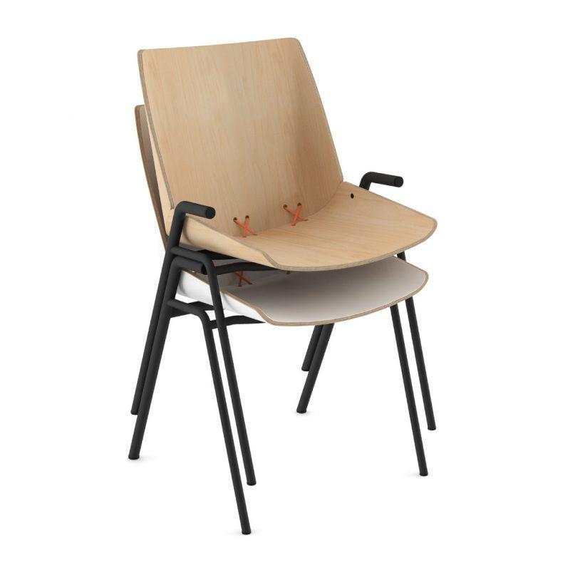 Stak Chair 101 Steel base