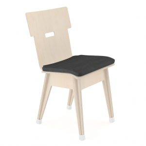 Din+ Dining Chair Add-on Seat cushion 100