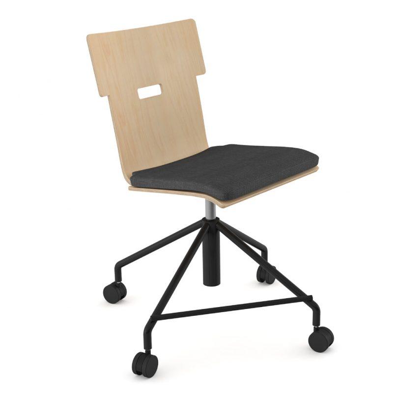 Handi Chair Steel 101 Add-on Seat cushion 100
