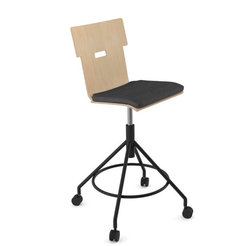 Handi Chair Tall 101 Add-on Seat cushion 100
