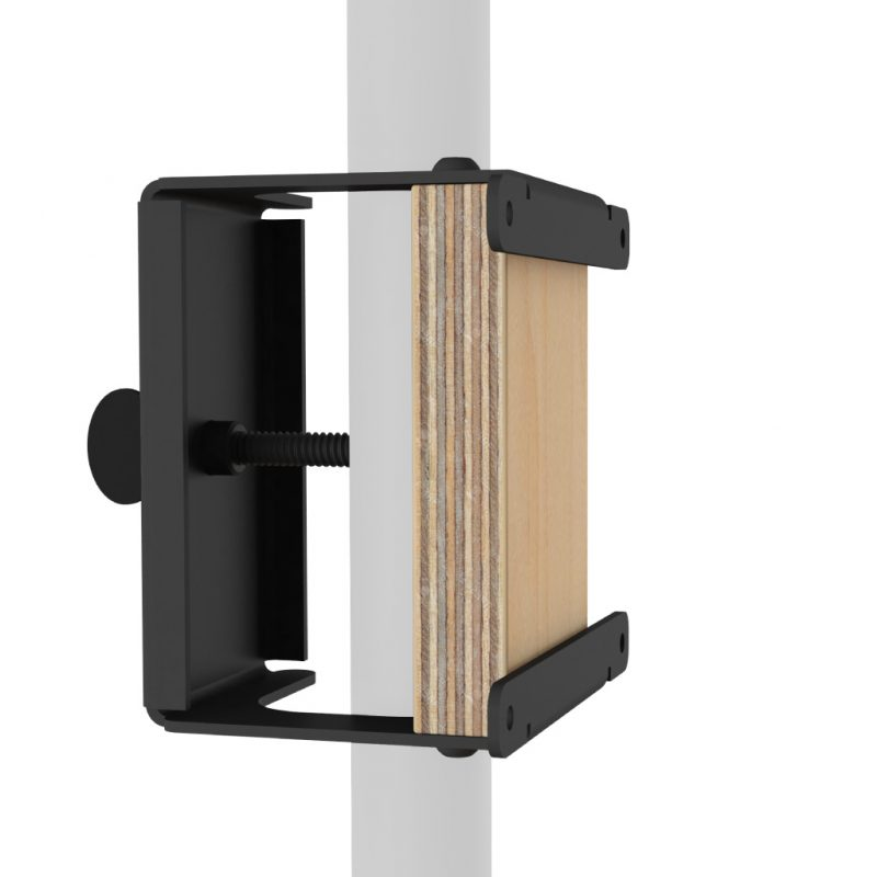 Standpoint add-on monitor bracket