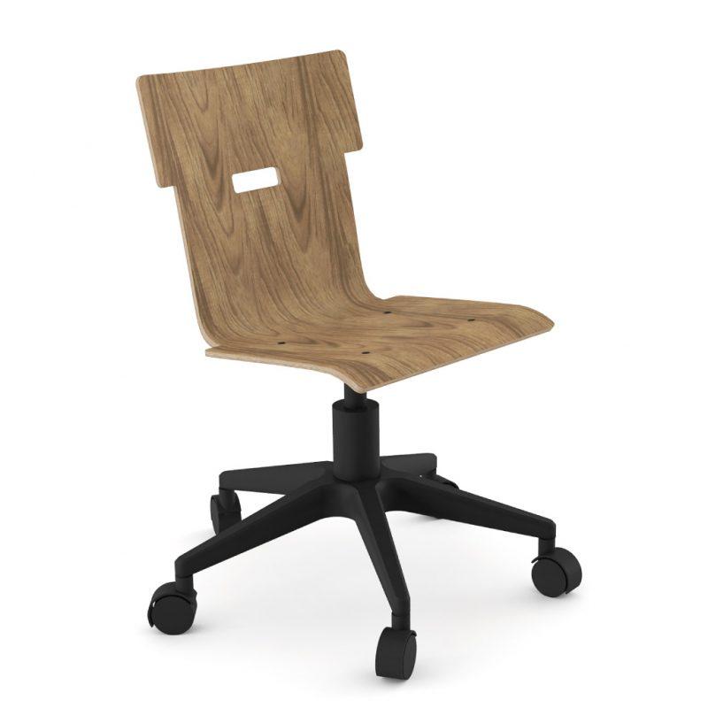 Handi Chair 100 Natural Walnut