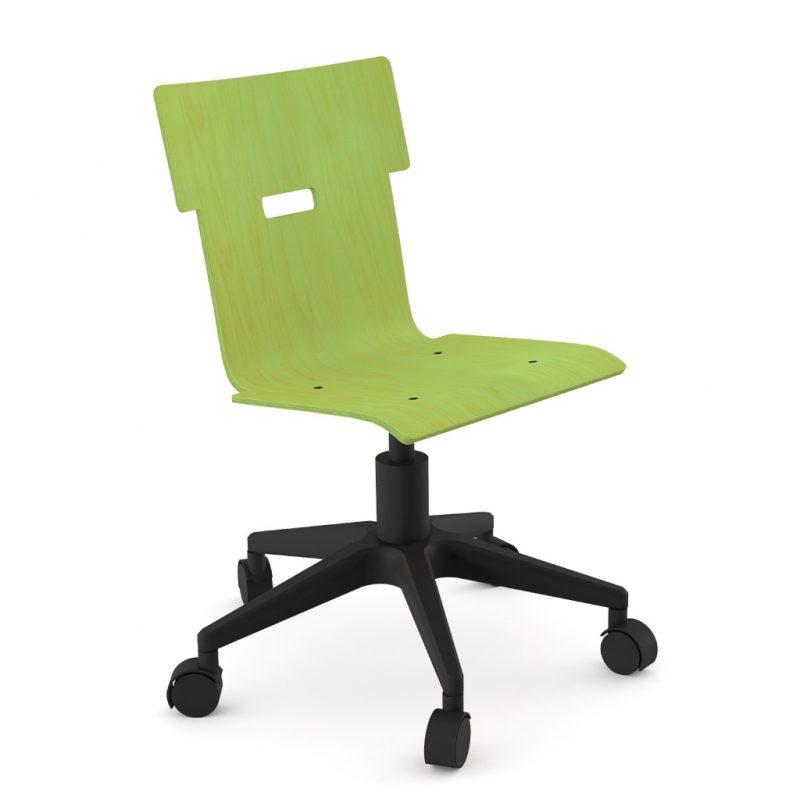 Handi Chair 100 Stain Lime Green