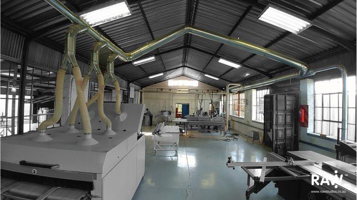RAW Studios' Clean Workshop