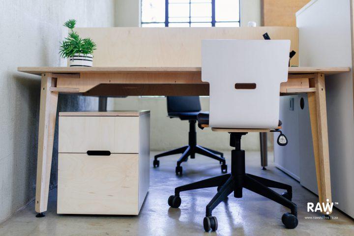 Basik: Office Storage Solutions Desk Furniture