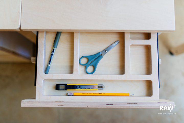 Ekstend Stor: stationery drawer - Office Storage Solutions Desk Furniture