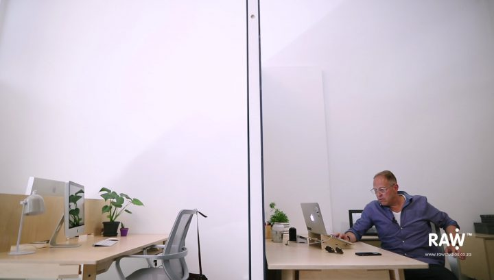 They Project WallSpace modular walling system Office Accoustic Worksplace Divider desk furniture
