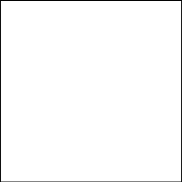 RAW Laminate (HPL) colour Pure Arctic White