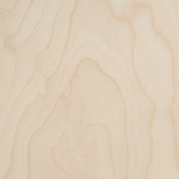 RAW Natural Birch veneer finish
