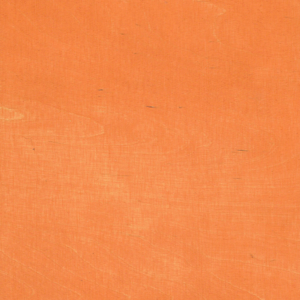 RAW Stain finish Orange